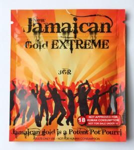 Gefälschtes Jamaican Gold Extreme