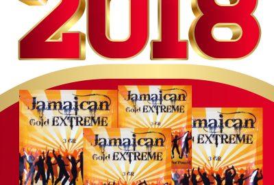Raeuchermischung Jamaican Gold Extreme 2018