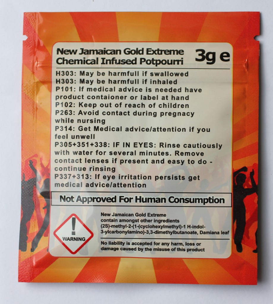 fake Jamaican Gold Extreme