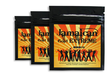 Jamaican Gold Extreme fake