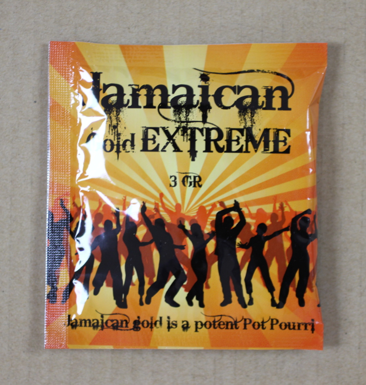 Original Jamaican Gold Extreme front